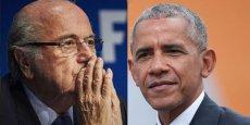 Blatter və Bekkenbauer haqda şok iddia: Obamaya zəng edərək...
