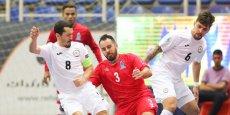Azərbaycan - İran oyununda qalib müəyyənləşmədi