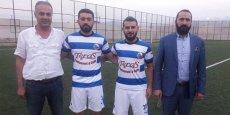 Əmircanov Türkiyə klubunda
