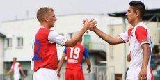 Azərbaycanlı futbolçu Çexiyada dub etdi