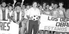 Pablo Eskobar bu futbol klubunu yox etmək istəyib