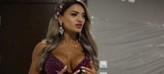 Azərbaycanın ən güclü qadını porno saytları məhkəməyə verir - FOTO/VİDEO
