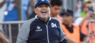 Maradona oyun zamanı narkotik maddə qəbul etdi - VİDEO