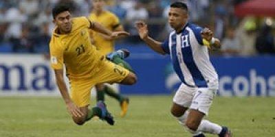 Honduras - Avstraliya oyununda