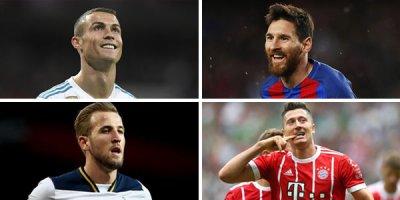 Ronaldo üçün şok: onlardan geri qaldı - SİYAHI