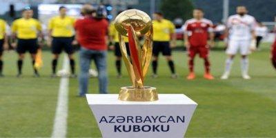 Azərbaycan Kubokunun oyun proqramı açıqlandı