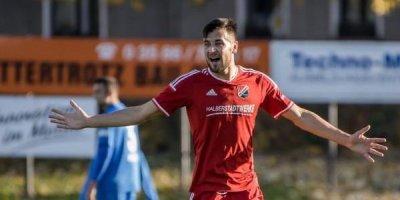 Azərbaycanlı futbolçu Almaniyada 17-ci qolunu vurdu