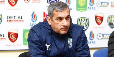"""Yunis Hüseynov: """"Futbolçularla ciddi danışmışam"""""""