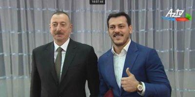 Zabit Səmədova ev verildi - VİDEO