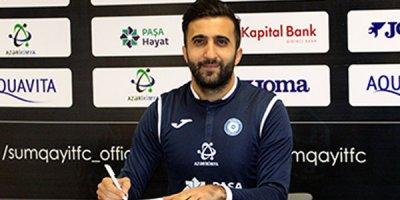 """""""Sumqayıt"""" ilk transferini açıqladı"""