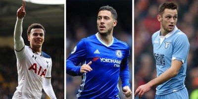 Avropada transfer çılğınlığı: 3 futbolçu, 210 milyon avro