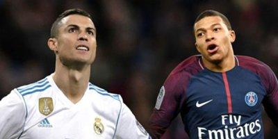 19 yaşlı futbolçu Ronaldoya meydan oxudu