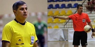 Azərbaycan - İran oyunlarının hakimləri müəyyənləşdi