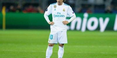 Luka Modriç: