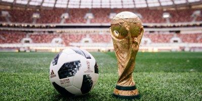 Futbol üzrə Dünya Kuboku Bakıda - FOTO