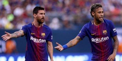 Lionel Messidən Neymarla bağlı şok açıqlama