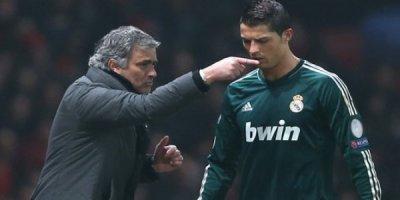 Ronaldo: Mourinyo olan yerdə mən olmayacam