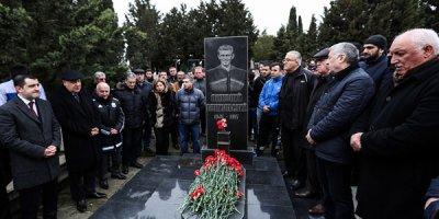 Çingiz Abdullayev Banişevskinin ruhundan utanır - FOTOLAR