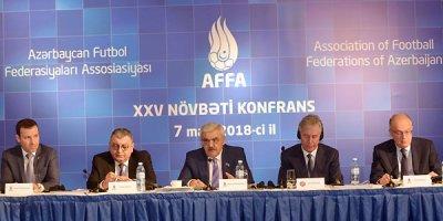 AFFA-nın Konfransında nələr baş verdi? - FOTOLAR