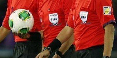 FIFA referiləri I divizionda