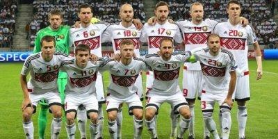 Belarusun Azərbaycanla oyun üçün heyəti