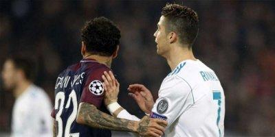PSJ-nin ulduzundan Ronaldoya qarşı çirkin hərəkət - FOTO