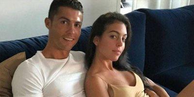 Ronaldonun sevgilisinin bu fotoları 500 min