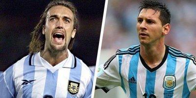 Əfsanəvi argentinalı futbolçudan Messi haqda şok sözlər