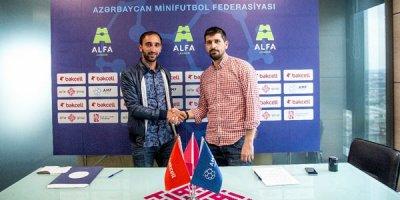 Mini futbolda bir ilk: Bölgə komandası Alfa Liqada iştirak edəcək