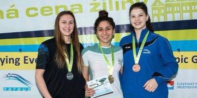 Alsu Bayramova Azərbaycanı Olimpiadada təmsil edəcək - FOTOLAR