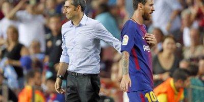 Valverde zədəli Messini oynada biləcək? - SON DURUM