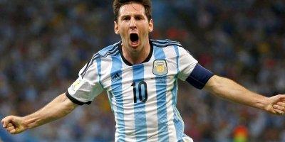 Messi mundialın favoritlərini saydı