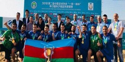 Milli komandamız beynəlxalq turnirin qalibi oldu