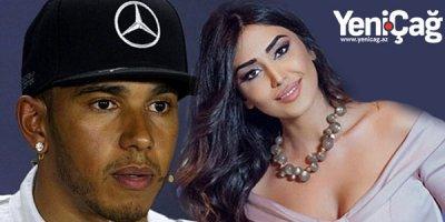 """""""Formula 1""""in qalibindən Pərvinə sevgi mesajı - FOTOLAR"""