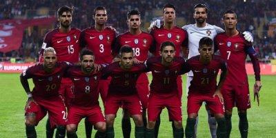 Portuqaliya yığmasında 35 futbolçu