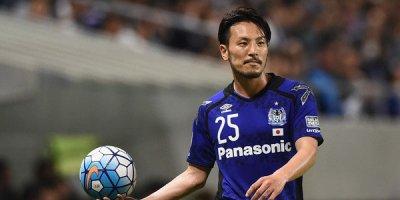 Yapon futbolçudan fantastik qol - VİDEO