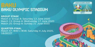 AVRO-2020: Bakıda keçiriləcək oyunların tarixi açıqlandı