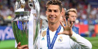 Ronaldodan 8 rekord!