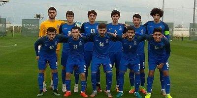 Milli komandamız Qazaxıstanla