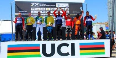 BMX üzrə dünya çempionatının ilk qalibləri müəyyənləşdi - FOTOLAR