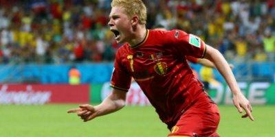 Braziliya - Belçika matçının ən yaxşısı kim oldu?