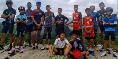 Futbol komandasının 5-ci üzvü xilas edildi