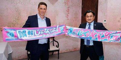 Fernando Torresin yeni klubu açıqlandı
