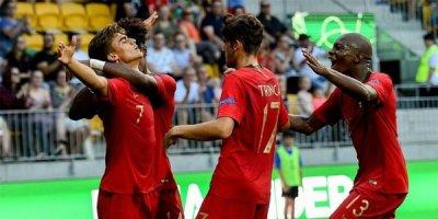 Portuqaliya millisi Avropa çempionu oldu - VİDEO