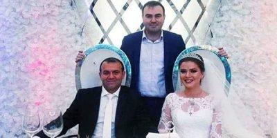 Rauf Məmmədov ukraynalı həmkarı ilə evləndi - FOTOLAR