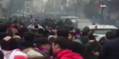 Azarkeşlər arasında kütləvi dava: 17 yaşlı fanat öldürüldü - ANBAAN VIDEO