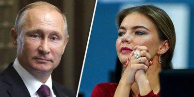 Putin məşhur gimnastla evlənir - FOTOLAR