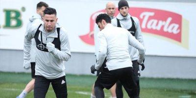 """""""Qarabağ"""" başladı, Reynaldo sıraya döndü - FOTOLAR"""