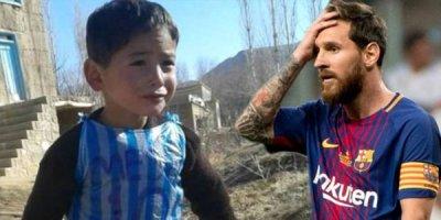 Messi ilə görüşən uşağın həyatı cəhənnəmə döndü: ölümlə hədələnir - FOTO