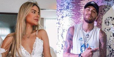 Neymar 19 yaşlı müğənni ilə yaxalandı - FOTOLAR